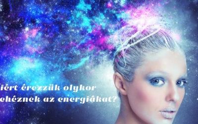 Miért érezzük olykor nehéznek az energiákat?