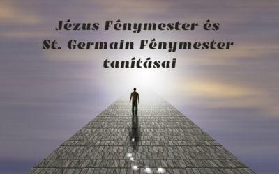 Jézus Fénymester és St. Germain Fénymester tanításai