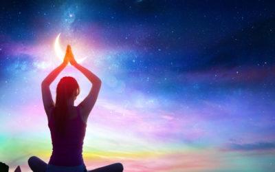 Szivárványember meditáció
